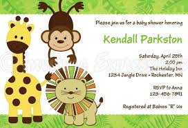 template for baby shower invitation cards tags sample of a baby