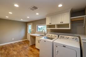 how to remodel a room hartland kitchen and laundry room remodel badger carpentry inc