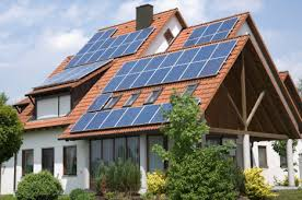 house with solar presentation solar panel installation green exchange