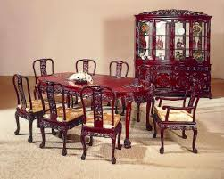 Rosewood Dining Room by Oval Rosewood Dining Set With Dragon Claw Feet Oriental Rosewood
