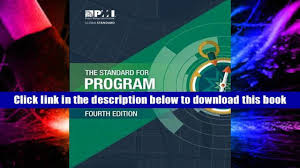pmbok guide fifth edition download audiobook the standard for program management project management