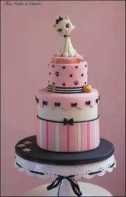 here it is sabrina u0027s cat themed birthday cake tea cake
