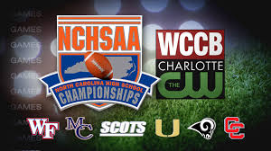 Charlotte Flag Football Watch The Nchsaa Championship Football Games This Saturday On Wccb