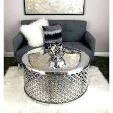 silver coffee table tray large silver coffee table tray ideawall co