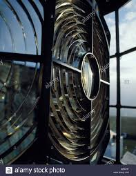 lighthouse interior loop head county clare stock photo royalty