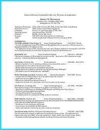Resume Matching Software Sample Resume For Leasing Consultant Best Resume Samples Images On