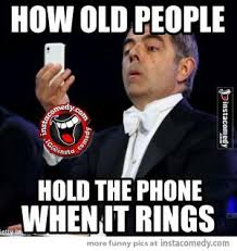 Old Cell Phone Meme - best old people jokes kappit