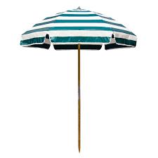 7 Foot Patio Umbrella by Frankford Umbrella Shade Star 6 5 Ft Steel Beach Umbrellas With
