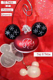 my disney 12 days of giveaway