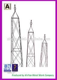 Obelisk Trellis Metal Wire Obelisk Wire Obelisk Suppliers And Manufacturers At Alibaba Com