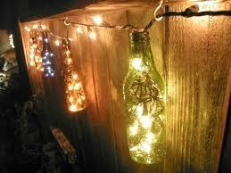 Beer Bottle Chandelier Diy 60 Creative Diy Glass Bottle Ideas For Your Outdoor Living Space