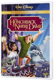 disney the hunchback of notre dame dvd free shipping movies i