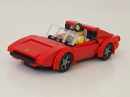 lego ford ranger dodge charger with instructions instructions here www y