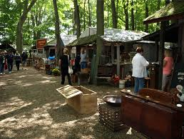 2017 antiques in the woods and antique show columbiana oh