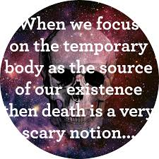 quote death is not the end enough magazine