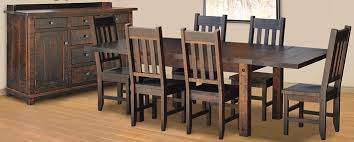 amish kitchen furniture amish dining room sets rustic amish furniture cabinfield