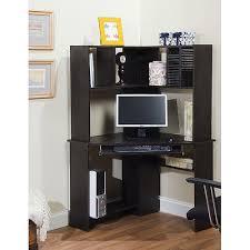 cheap corner computer desk morgan computer desk and hutch bundle walmart small corner desk with