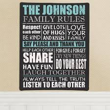 personalized family canvas walmart