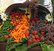 fruits and vegetables that are in season in autumn