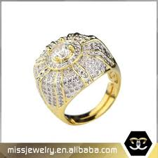 saudi gold wedding ring hot sale simulate diamond ring saudi arabia gold wedding finger