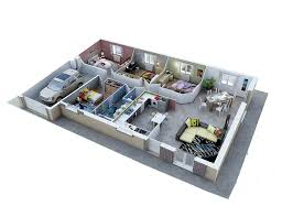 plan maison 100m2 3 chambres plan maison 100m2 4 chambres gascity for