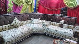 Arabic Curtains Gibson Board Wallpaper Paint Carpet Curtain Sofa Set Arbic Jalsa
