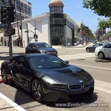 bmw beverly bmw i8 spotted in beverly california on 06 17 2015