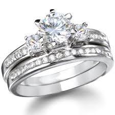 diamond rings zirconia images Kind of cubic zirconia wedding rings jpg
