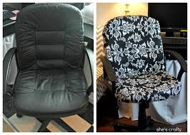 computer chair cover best 25 recover office chairs ideas on used office