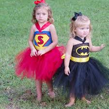 Superman Halloween Costume Toddler Aliexpress Buy Super Hero Inspired Tutu Dress Halloween
