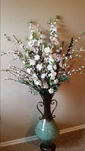 Vases With Fake Flowers Best 25 Large Floor Vases Ideas On Pinterest Floor Vase Decor