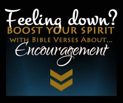 boost spirit bible verses encouragement bible