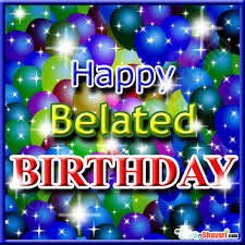 free animated cards for facebook funny belated birthday wishes