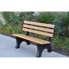 Commercial Grade Park Benches Plastic Outdoor Benches You U0027ll Love Wayfair