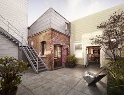 industrial style house tiny industrial style guest house conversion