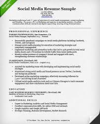 Sample Social Media Resume by Digital Project Manager Resume Example Sample Technology Images