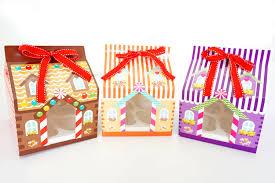 new year box new year christmas cupcake box cupcake packaging box cake carry