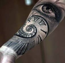63 elegant roman numeral tattoos designs that looks amazing on