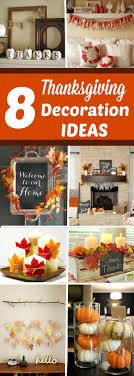 8 thanksgiving decoration ideas diy thanksgiving decorations