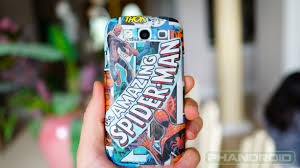 diy project custom comic book cases for your android device