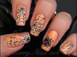 imagenes de uñas decoradas de jalowin 20 uñas decoradas con arañas para halloween youtube