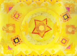 Solar Plexus Chakra Collage By Mandymcpebbleface On Deviantart