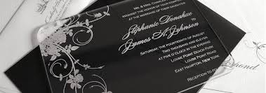 wedding invitations gauteng acrylic wedding invitations accessories custom engraved invite