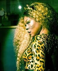 sighting taraji p henson dressed as cheetah for chicago