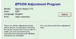 reset manual tx121 how to reset waste ink pad counter epson tx121 and me320 printer