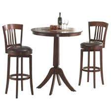 Rustic Pub Table Set Rustic Bar U0026 Pub Table Sets For Less Overstock Com