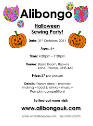 halloween party background music halloween sewing party alibongo