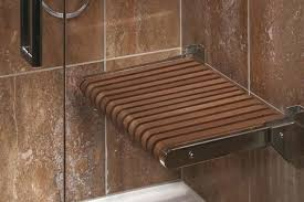 teak bath stool bench 20 l x 16 d x 14 h ada compliant shower teak