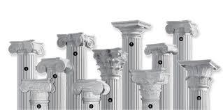 ornamental wood capitals architectural columns pacific columns inc