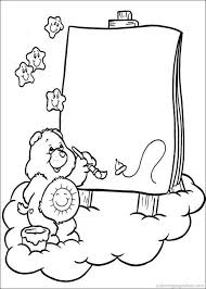 25 care bears images care bears coloring